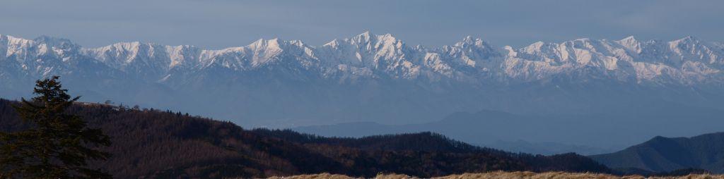 八ヶ岳の南麓を彷徨って