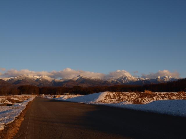 北八ヶ岳連景