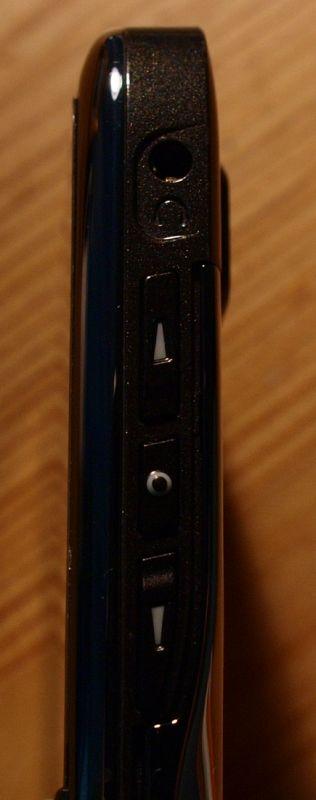 Nokia E71 Side