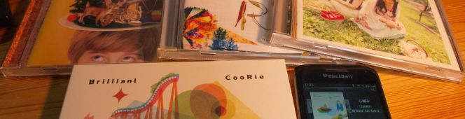 CooRie 10th Anniversary BEST ALBUM 'Brilliant'
