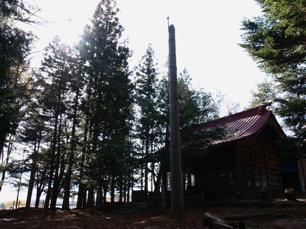 葛窪の神明社