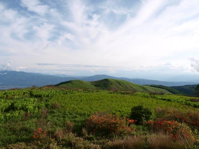 富士見台展望台からガボッチョ