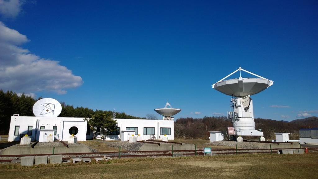 野辺山天文台のパラボラ群3