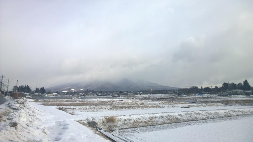 降雪明けの八ヶ岳140310