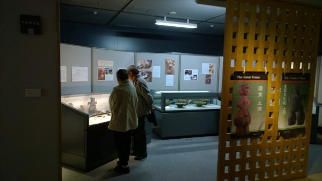 尖石縄文考古館・特別展示室