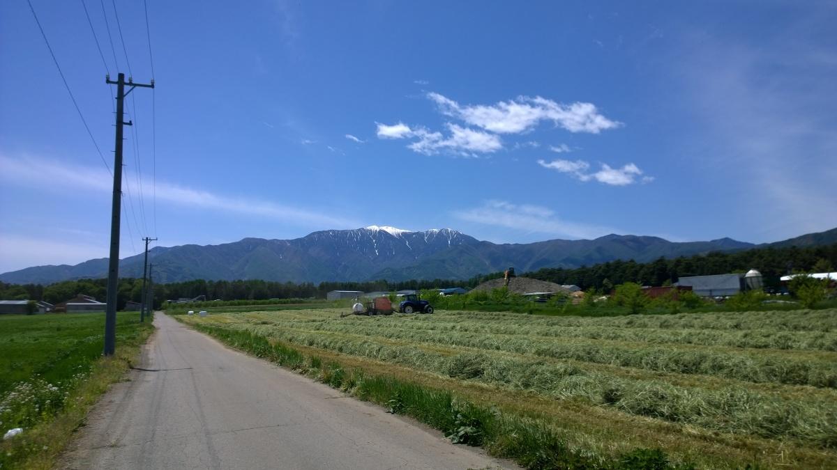 新緑の山々を越えながら信州を西へ西へ(八ヶ岳西麓から開田高原へ)