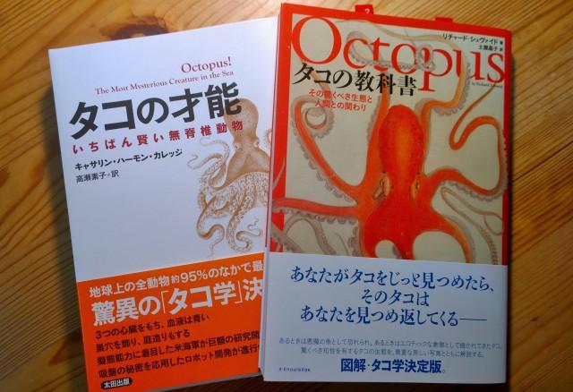 タコの教科書とタコの才能