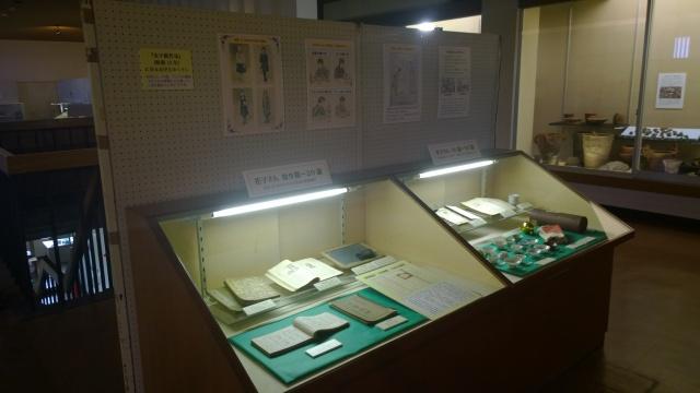 韮崎市民俗資料館花子とアン特別展示内容2