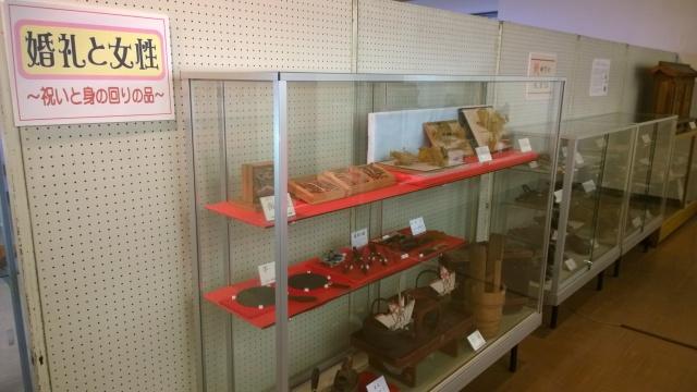 韮崎市民俗資料館花子とアン特別展示内容3