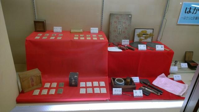 韮崎市民俗資料館花子とアン特別展示内容4