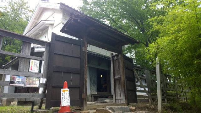 韮崎市民俗資料館・蔵屋敷外観4