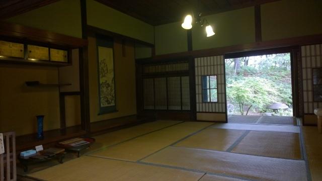 崎市民俗資料館・蔵屋敷内部1-2
