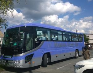 小淵沢-白州シャトルバス
