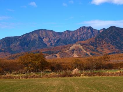 南牧村野辺山