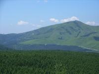 蓼科・夕日の丘