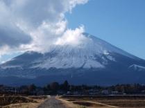 1月:駿河小山