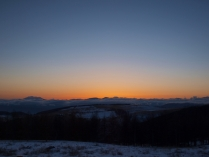 3月:霧ヶ峰