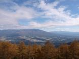 10月:入笠山