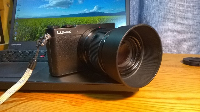 Lumix GM5外観1