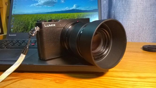 とある妄想の果ての衝動買い(LUMIX DMC-GM5とLUMIX G 42.5mm f1.7 and LEICA DG Summilux 15mmf1.7)