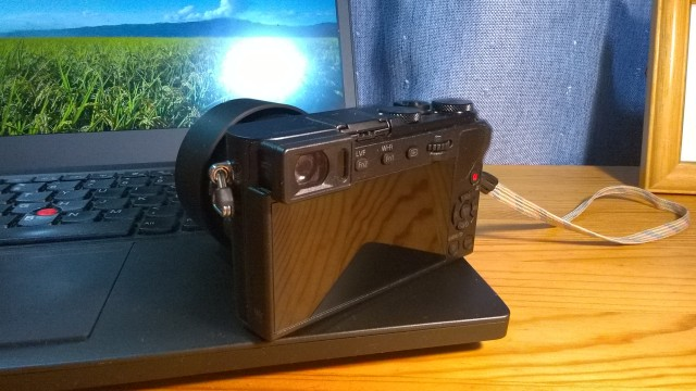 Lumix GM5外観2