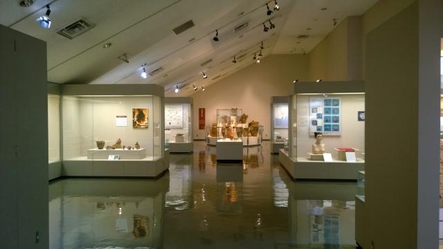 釈迦堂遺跡博物館内部9
