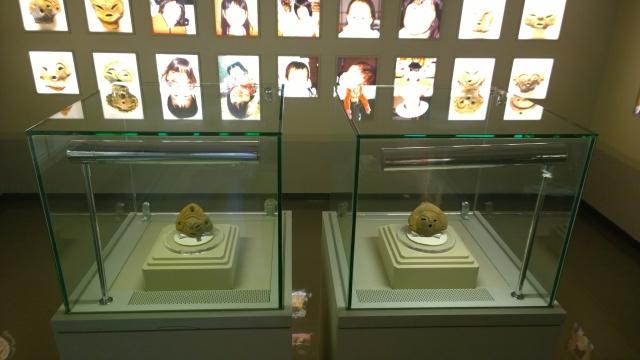 釈迦堂遺跡博物館内部1