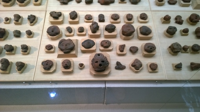 釈迦堂遺跡博物館内部4