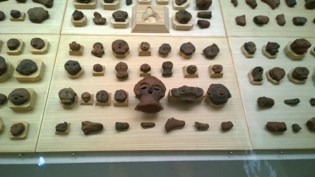 釈迦堂遺跡博物館内部5