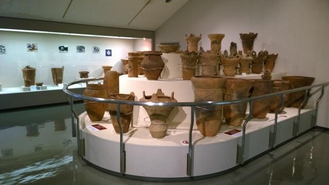 釈迦堂遺跡博物館内部11