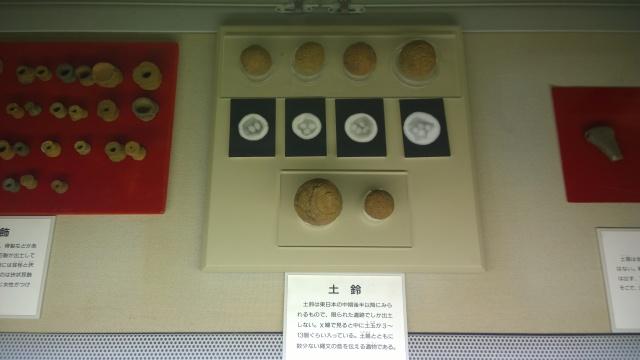 釈迦堂遺跡博物館内部13