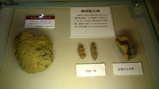 釈迦堂遺跡博物館内部12