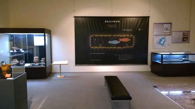 北杜市考古資料館第二展示室