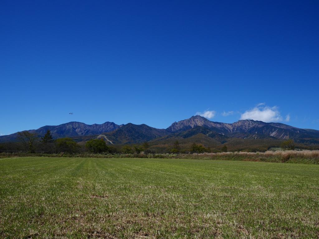 秋色の野辺山8