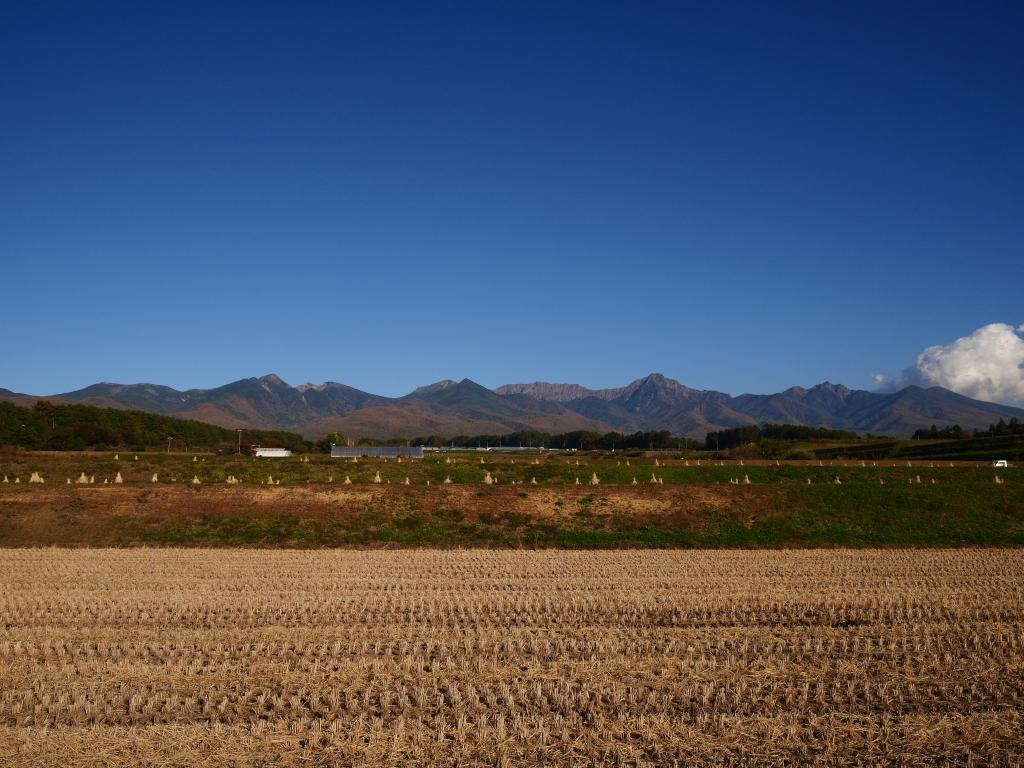 秋色の八ヶ岳9