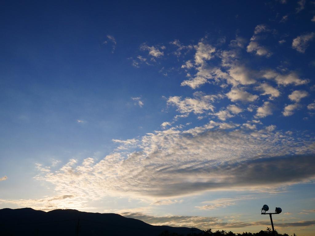 秋色の八ヶ岳12