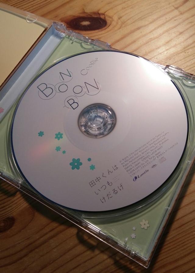 CooRie BON-BON レーベル