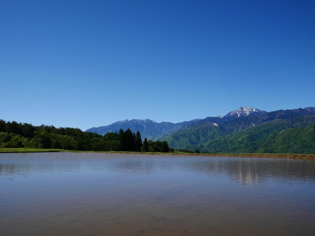 山里の渚1
