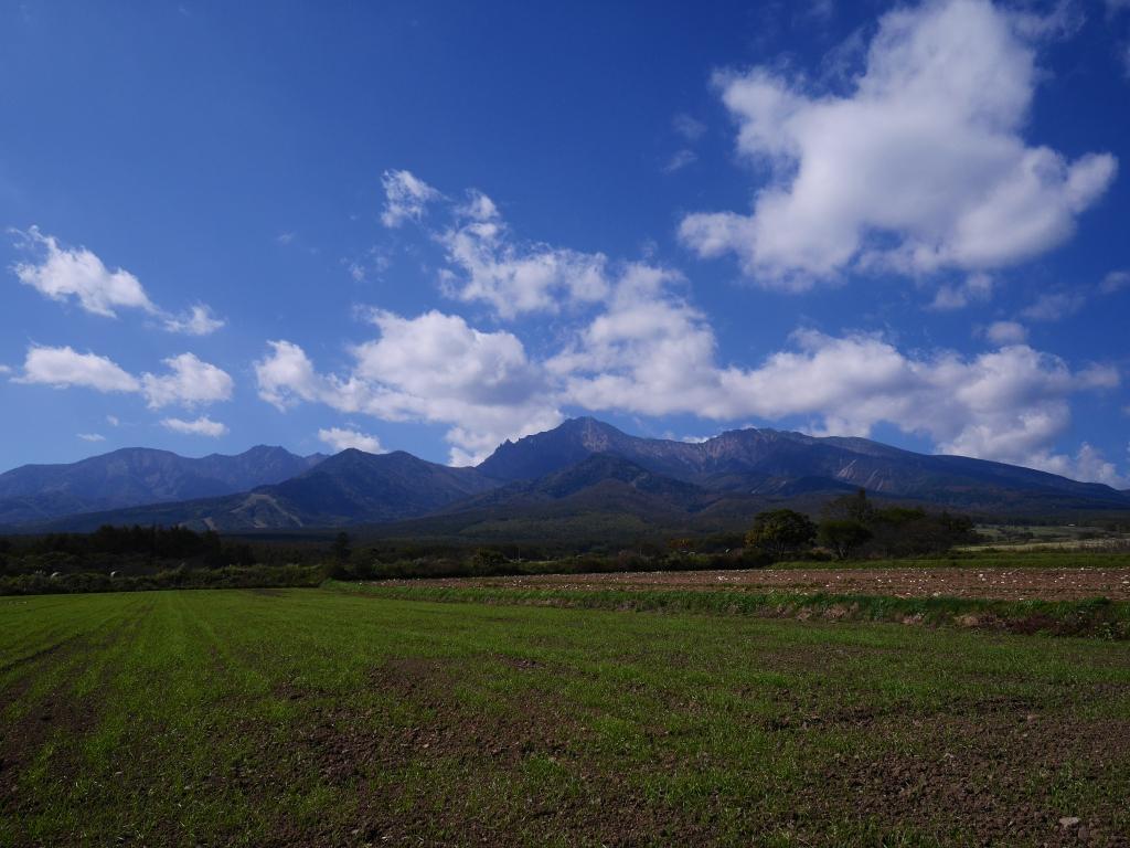 秋の八ヶ岳