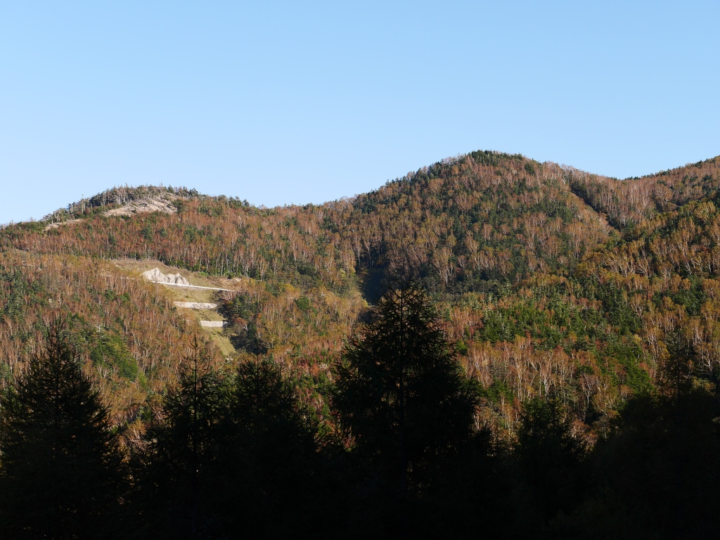 秋の大河原峠2
