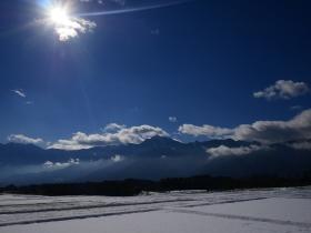 11月の八ヶ岳ブルー(2016.11.20~24)
