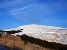 藍の空の下で八ヶ岳13
