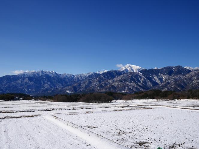 春分の雪(2018.3.21~23)
