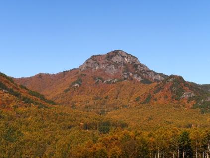 秋色の天狗山
