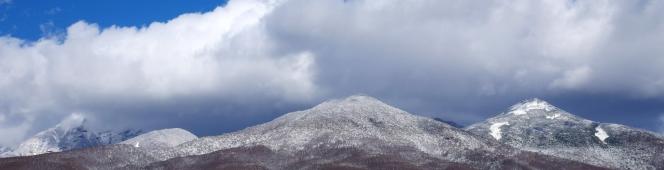 小雪舞う午後、冬と春の狭間で(2019.3.31)